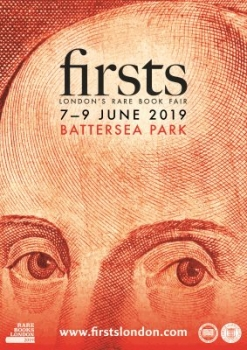 Firsts: London's Rare Book Fair