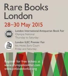 Rare Books London - Two Fairs in One!