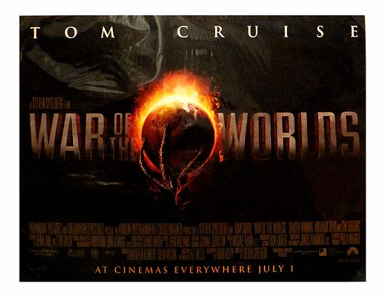 The War of the Worlds. MOVIE TEASER.