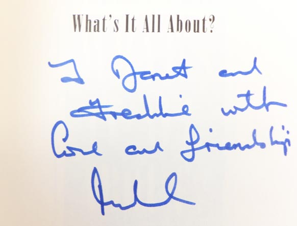 What's it all about? An Autobiography. Michael CAINE.