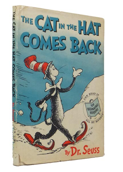 The Cat in the Hat Comes Back. SEUSS Dr.