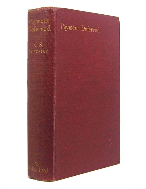 Payment Deferred. C. S. FORESTER.