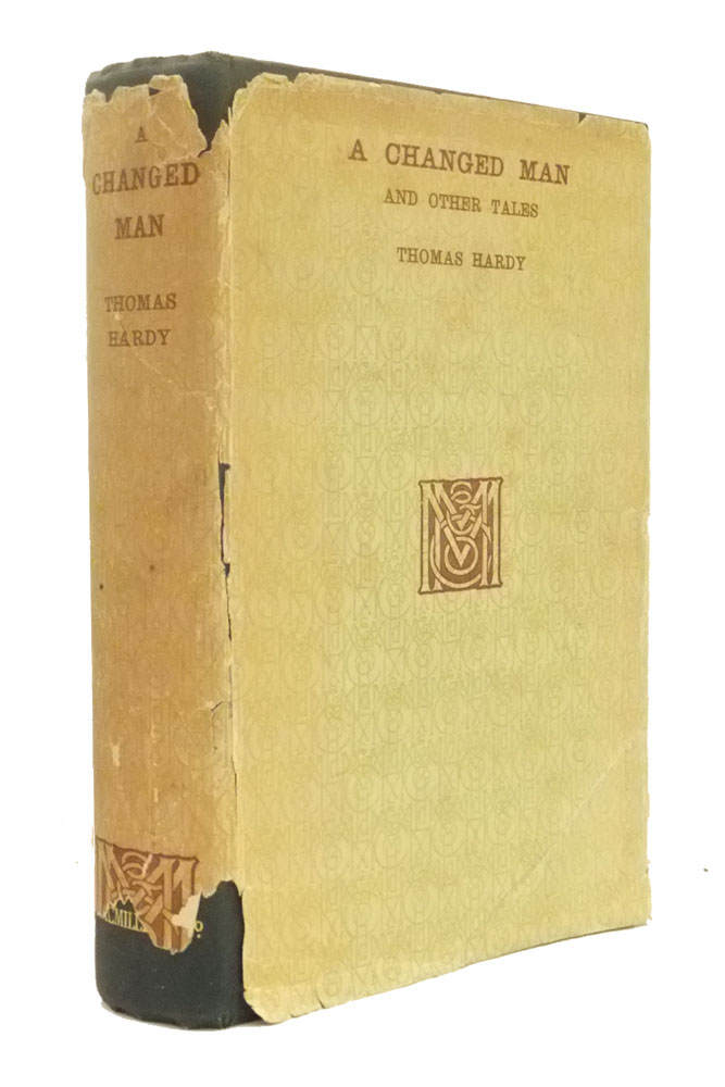 A Changed Man: The Waiting Supper And Other Tales concluding with The Romantic Adventures of a Milkmaid. Thomas HARDY.