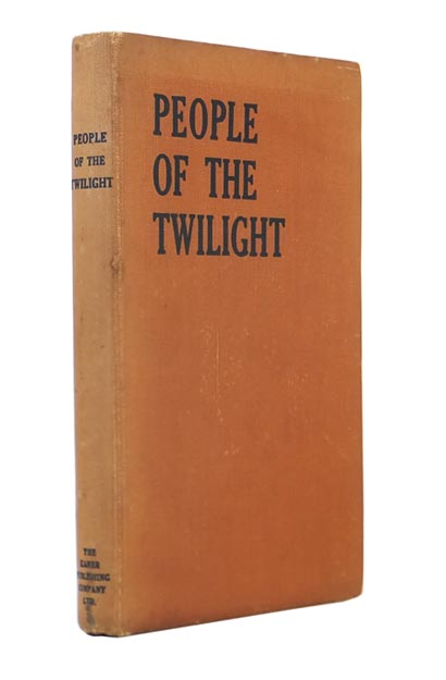 People of the Twilight. H. KANER.