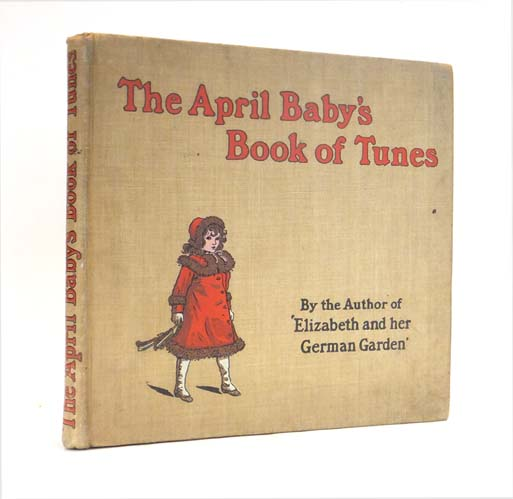 The April Baby's Book of Tunes. With the Story of How They Came to be Written. Kate GREENAWAY.