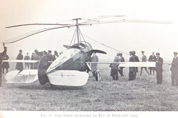 The Autogiro and How to Fly It. Reginald Alfred Charles BRIE.