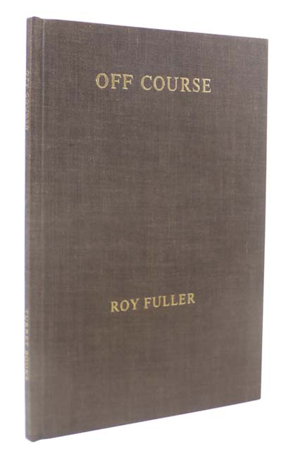 Off Course Roy Broadbent Fuller