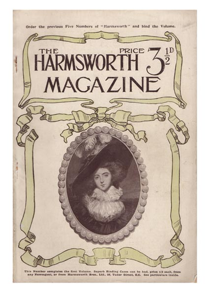 Man Overboard [in The Harmsworth Magazine no.6 for December 1898]. Winston Spencer CHURCHILL, Sir.