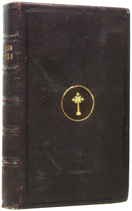The Book of Common Prayer, and Administration of the Sacraments, and other Rites and Ceremonies of the Church, According to the use of the Church of England and Ireland: Together with the Psalter or Psalms of David, pointed as they are to be Sung or Said in Churches; and the Form and Manner of Making, Ordaining, and Consecrating of Bishops, Priests, and Deacons. COMMON PRAYER.