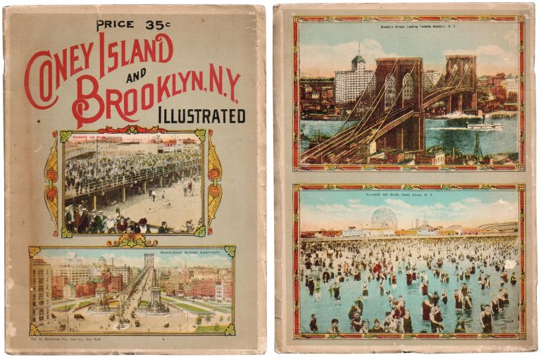 Coney Island and Brooklyn, N.Y., Illustrated. ANONYMOUS.
