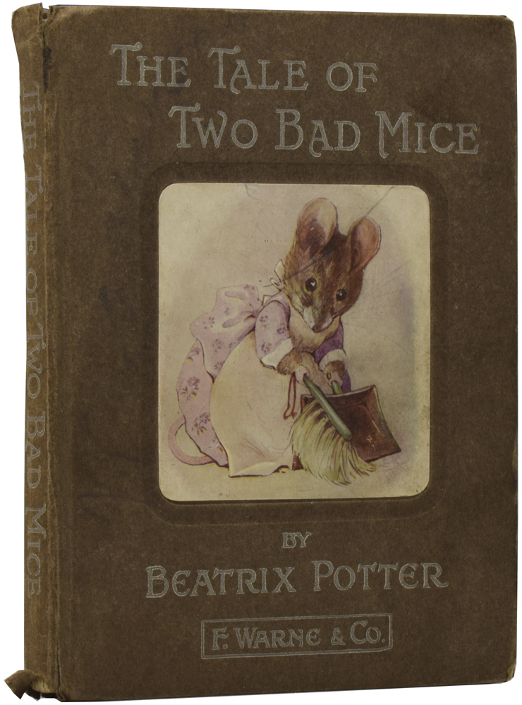 The Tale of Two Bad Mice. Beatrix POTTER.