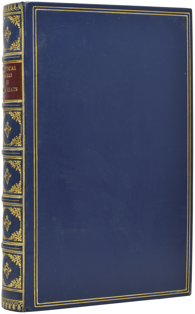 The Poetical Works of John Keats. John KEATS, H. W. GARROD.