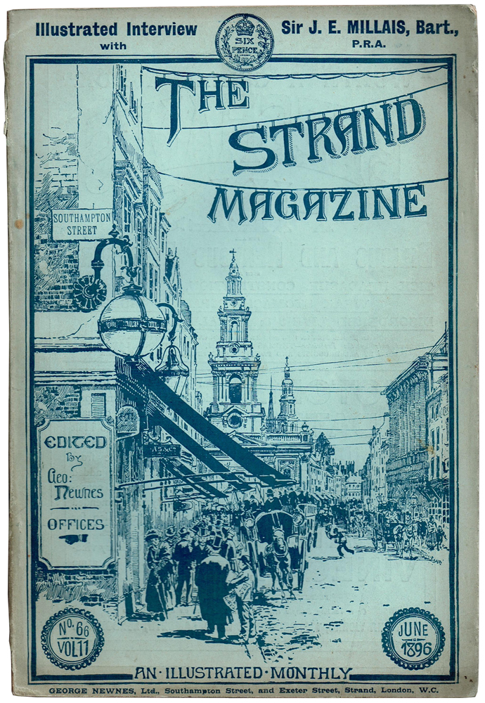 An African Millionaire [in] The Strand Magazine. Volumes 12 and 13, numbers 66 to 77. Grant ALLEN, Arthur Conan DOYLE, William LE QUEUX.