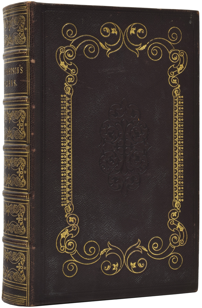 The Works of William Robertson [History of Scotland; History of America etc.] To which is prefixed, and Account of his Life and Writings, by Dugald Stewart, F.R.S. Edin. William ROBERTSON.