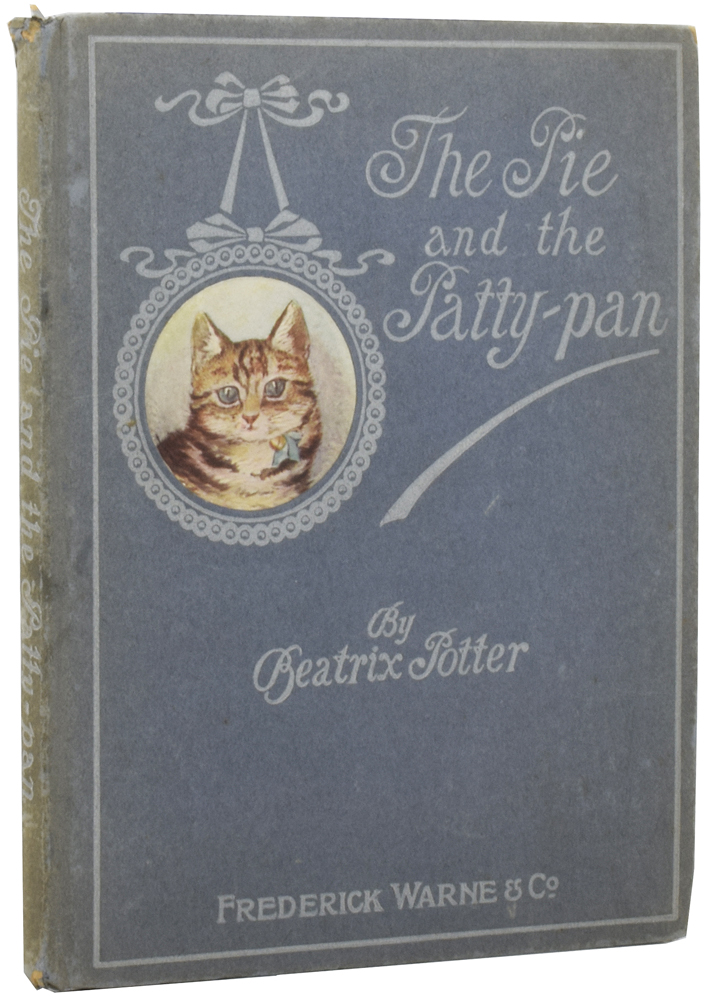 The Pie and the Patty-Pan. Beatrix POTTER.