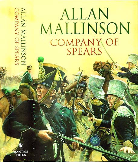 Company of Spears. Allan MALLINSON, born 1949.
