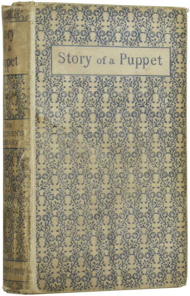 The Story of a Puppet or the Adventures of Pinocchio. Translated from the Italian by M.A. Murray. Illustrated by C. Mazzanti. M. A. MURRAY, C. MAZZANTI, Carlo COLLODI, Carlo LORENZINI.