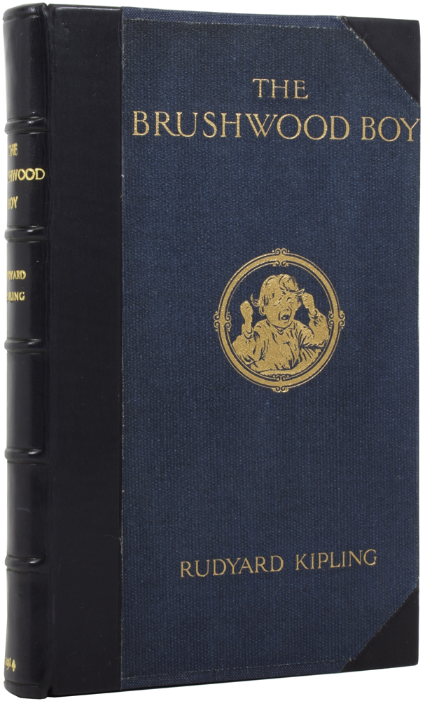 The Brushwood Boy. With Illustrations by F. H. Townsend. Rudyard KIPLING.