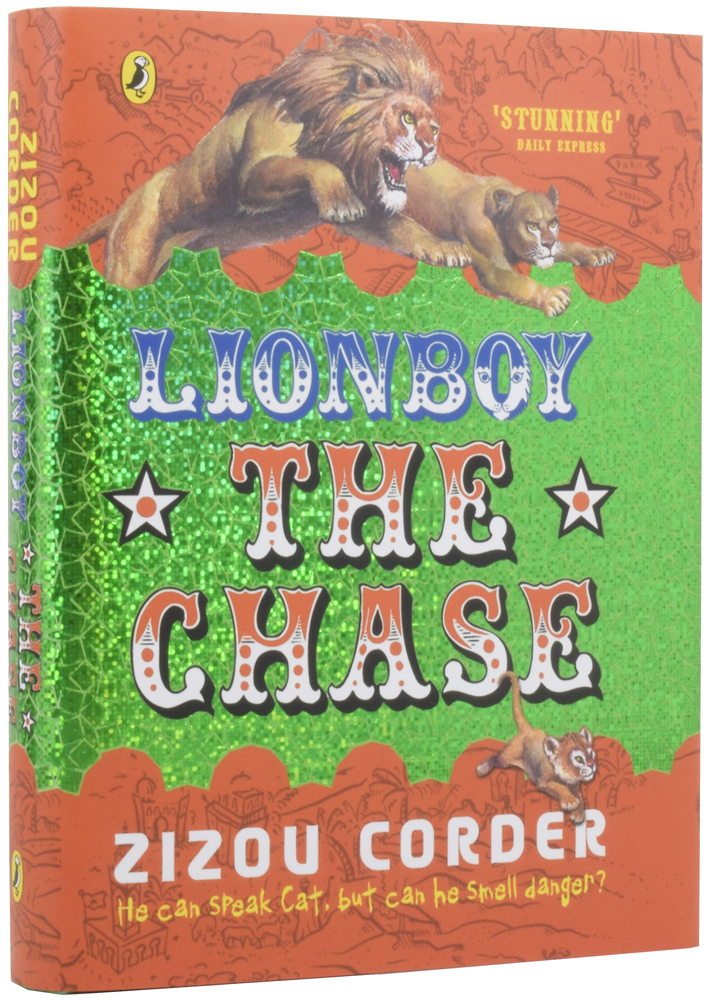 Lionboy: The Chase. Louisa YOUNG, Isabel Adomakoh YOUNG.