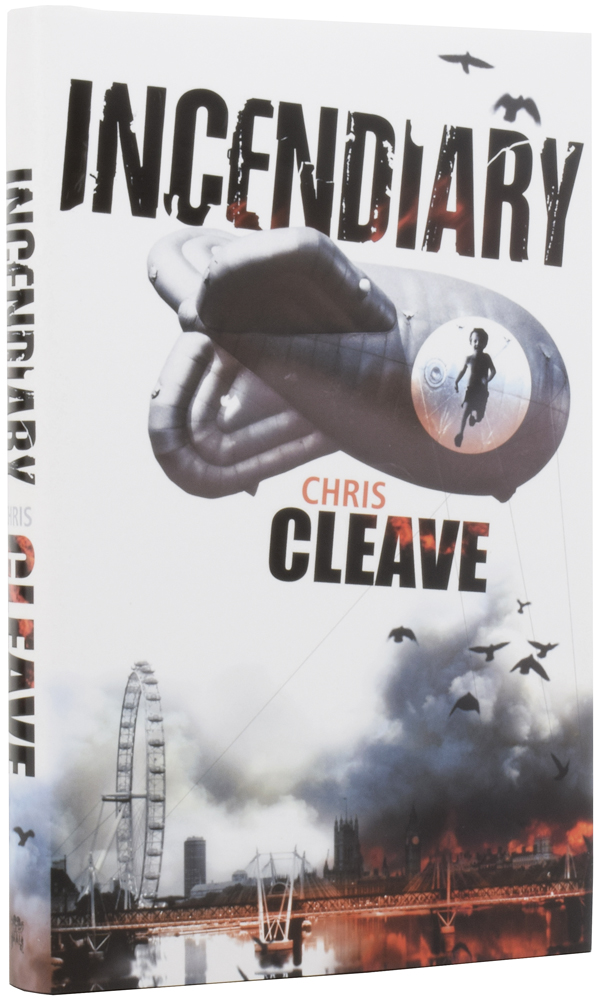 Incendiary. Chris CLEAVE, born 1973.