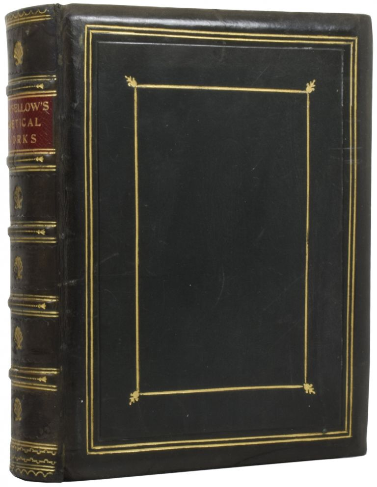 The Poetical Works of Henry Wadsworth Longfellow. Henry Wadsworth LONGFELLOW, John GILBERT.