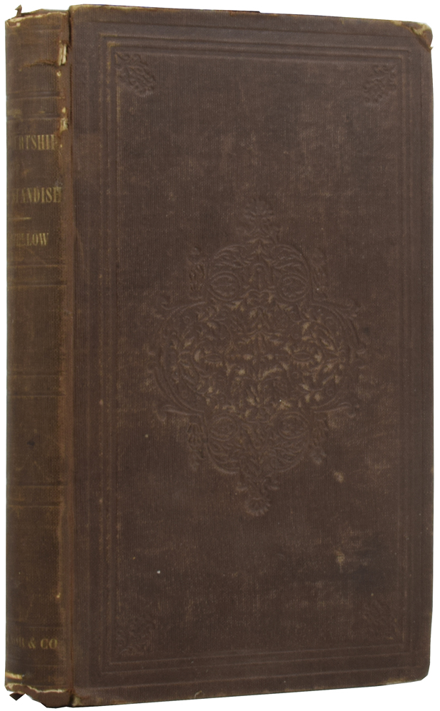 The Courtship of Miles Standish and Other Poems. Henry Wadsworth LONGFELLOW.