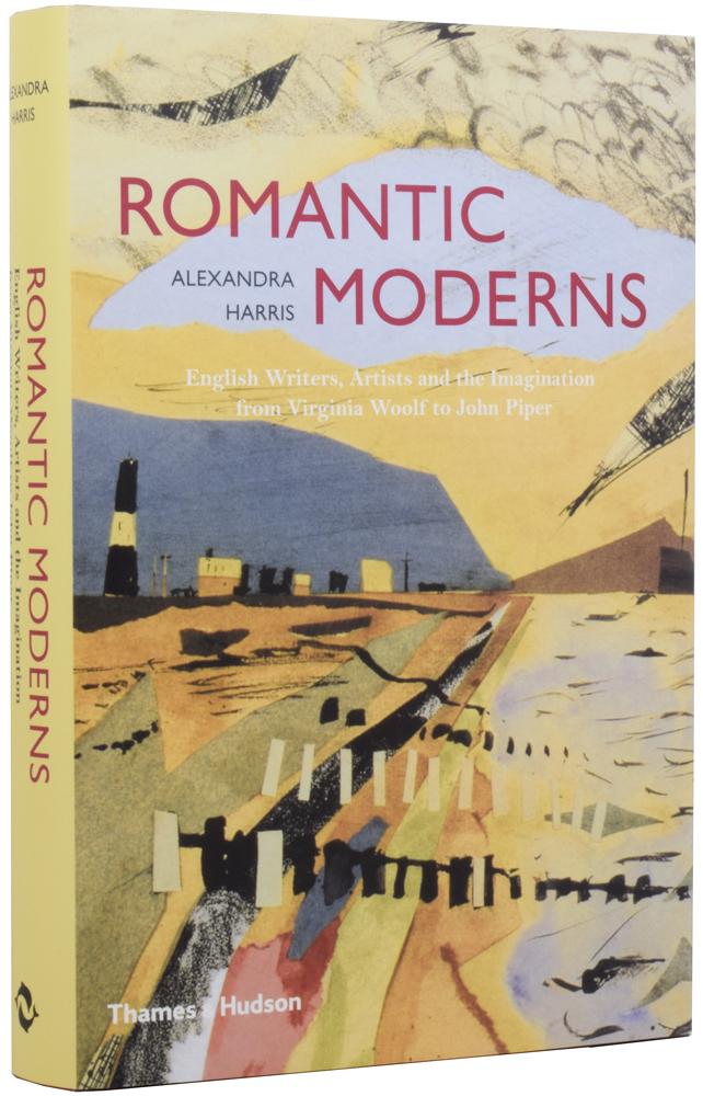 Romantic Moderns: English Writers, Artists and the Imagination from Virginia Woolf to John Piper. Alexandra HARRIS, born 1981.
