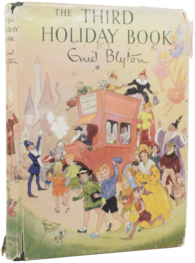 The Third Holiday Book. Enid BLYTON, Hilda BOSWELL.