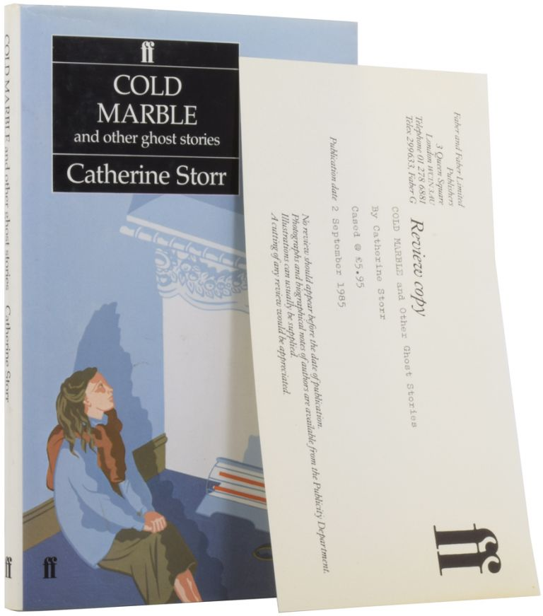 Cold Marble and other ghost stories. Catherine STORR.