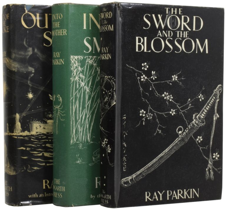 Out of the Smoke; Into the Smother; The Sword and the Blossom, Ray PARKIN, Laurens VAN DER POST, introduction.