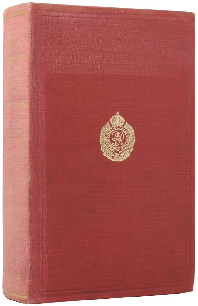 The Royal Engineers in Egypt and the Sudan. Lieut.-Colonel E. W. C. SANDES.
