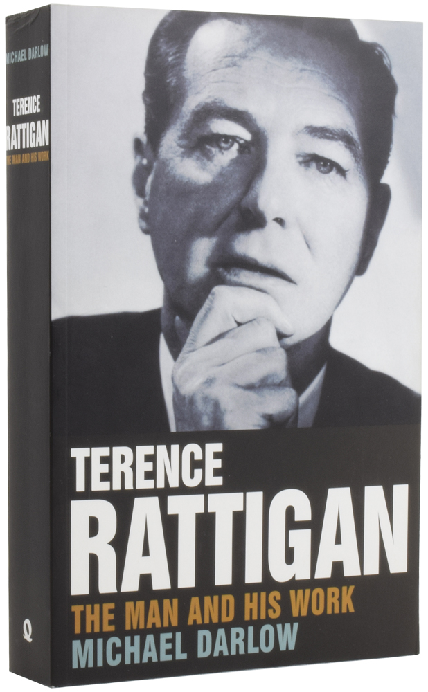 Terence Rattigan: The Man and His Work. Michael DARLOW, born 1934.