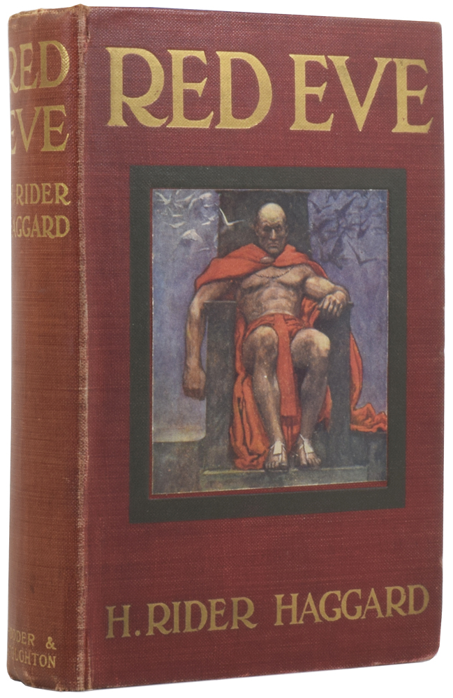 Red Eve. Henry Rider HAGGARD, Sir.