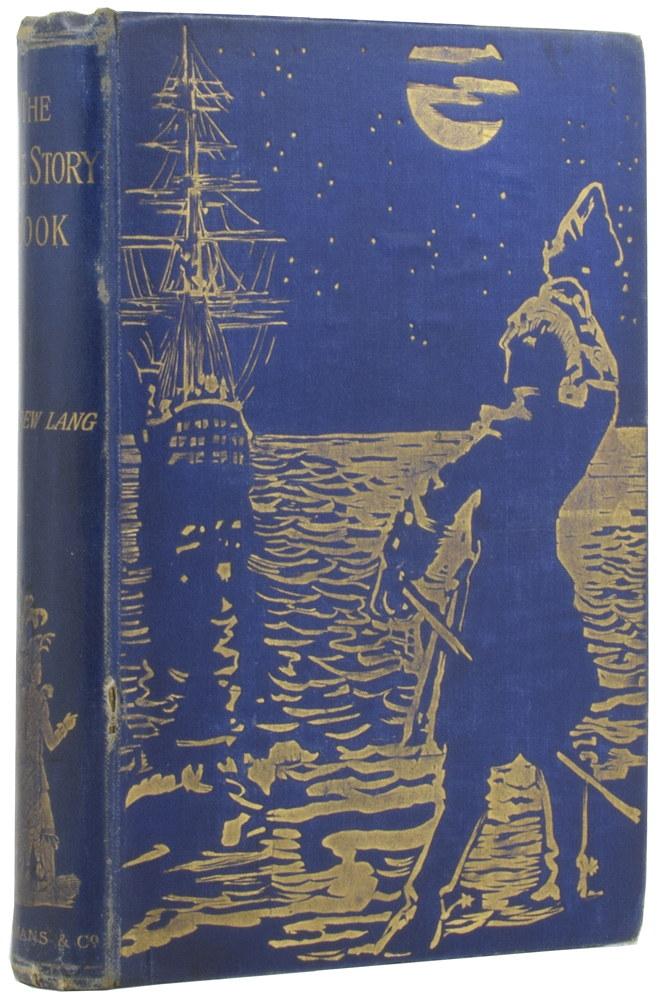 The True Story Book. H. J. FORD, illustrators, Andrew LANG.