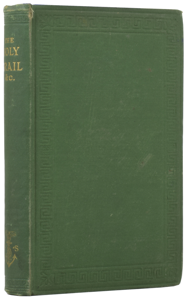 The Holy Grail. And Other Poems. Alfred TENNYSON.