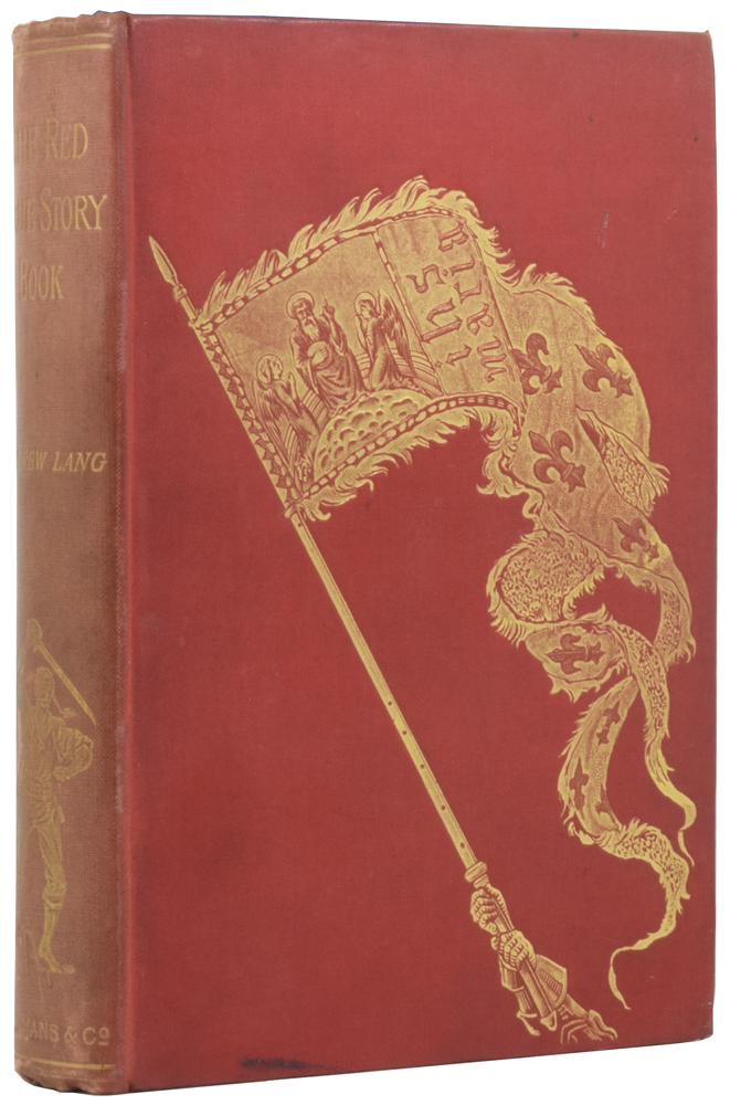 The Red True Story Book. Andrew LANG, H. J. FORD.