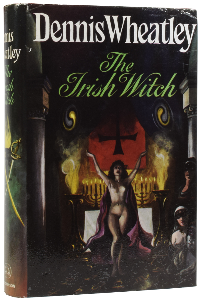 The Irish Witch. Dennis WHEATLEY.
