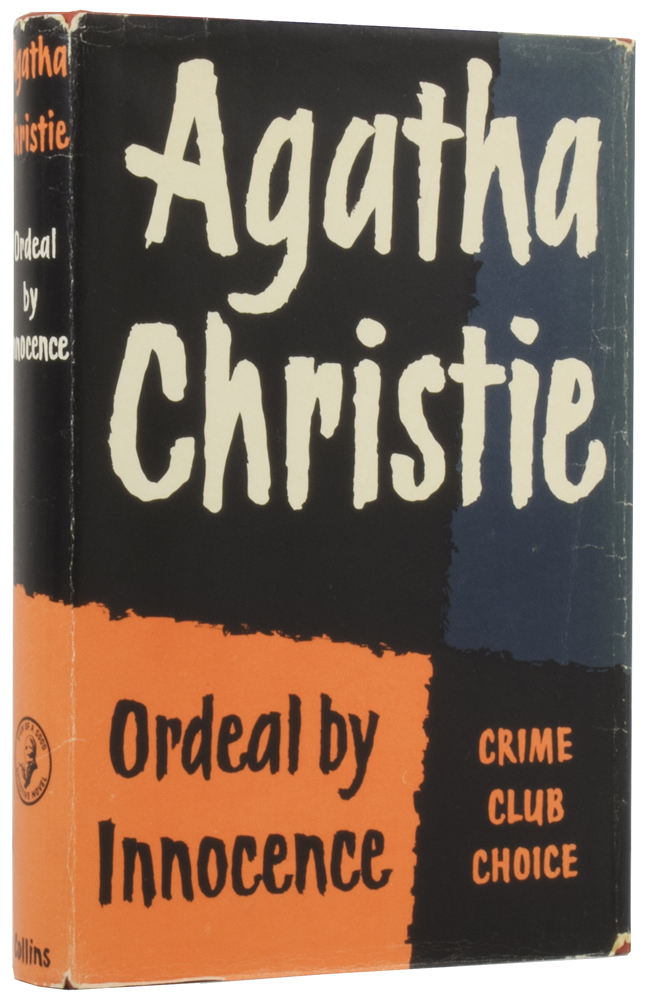 Ordeal By Innocence. Agatha CHRISTIE, Dame.