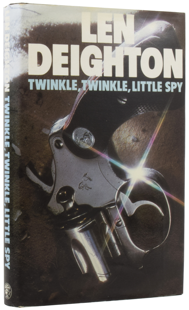 Twinkle Twinkle Little Spy. Len DEIGHTON, born 1929.