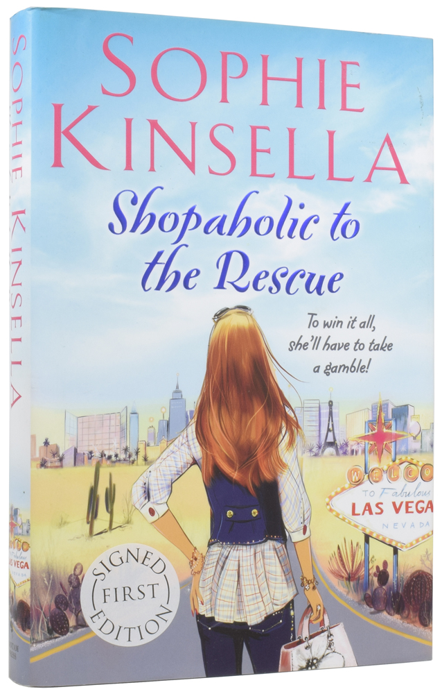 Shopaholic to the Rescue. Sophie KINSELLA, born 1969, Madeleine TOWNLEY.