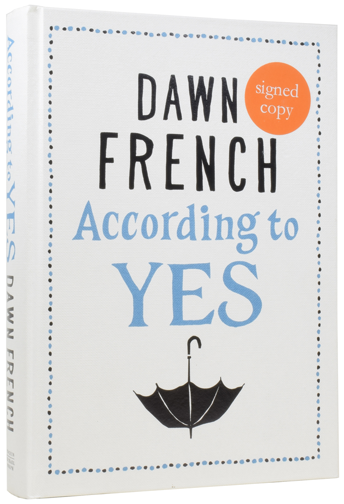 According to Yes. Dawn FRENCH, born 1957.