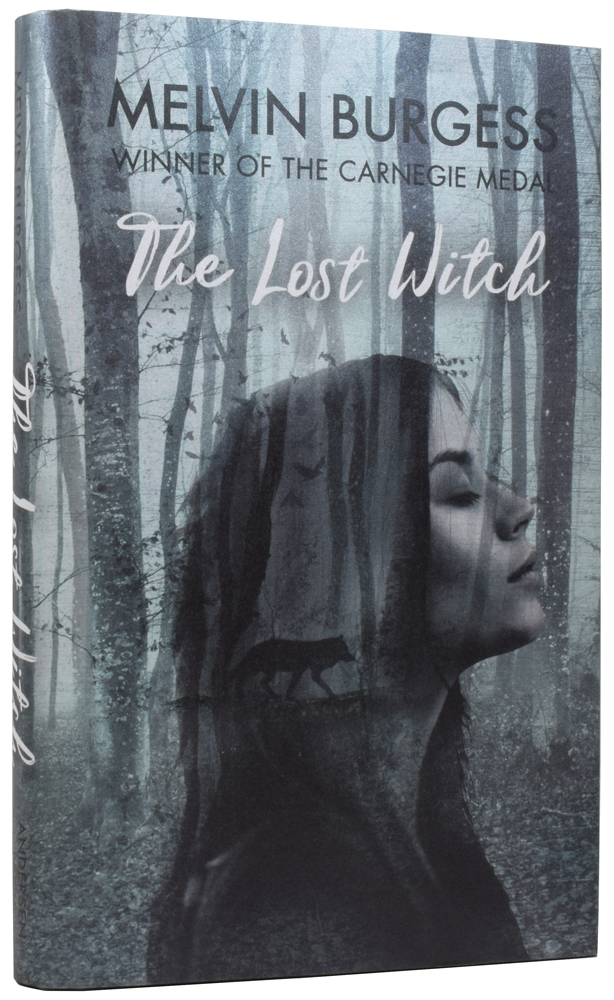 The Lost Witch. Melvin BURGESS, born 1954.