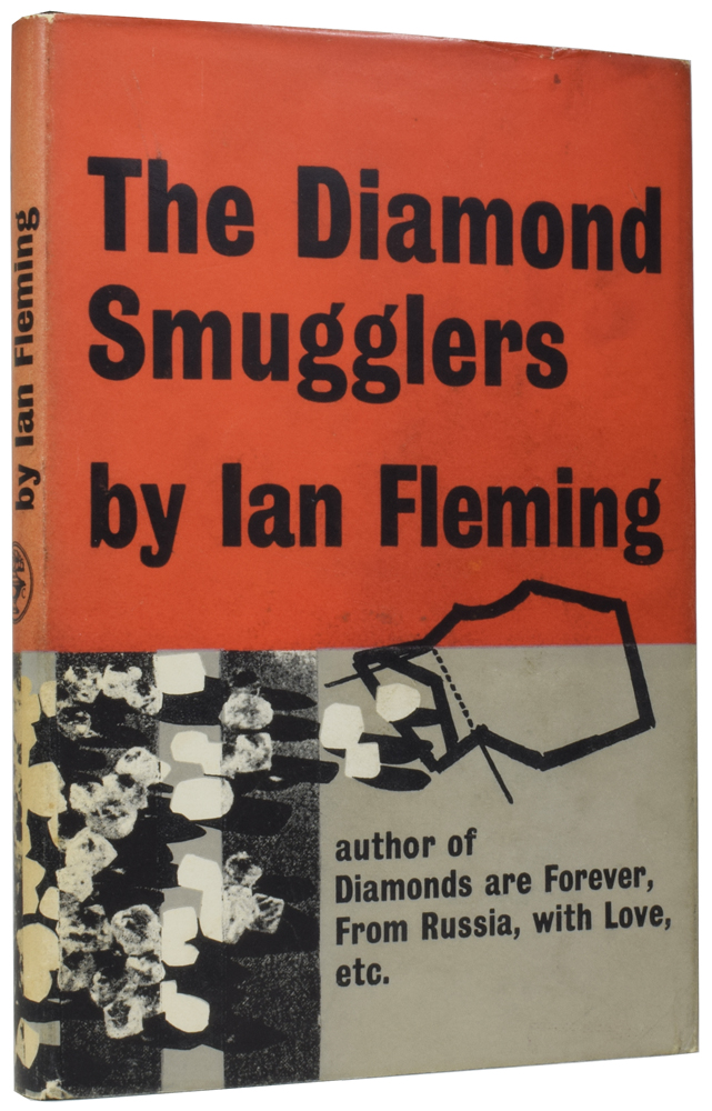 The Diamond Smugglers. Ian FLEMING.