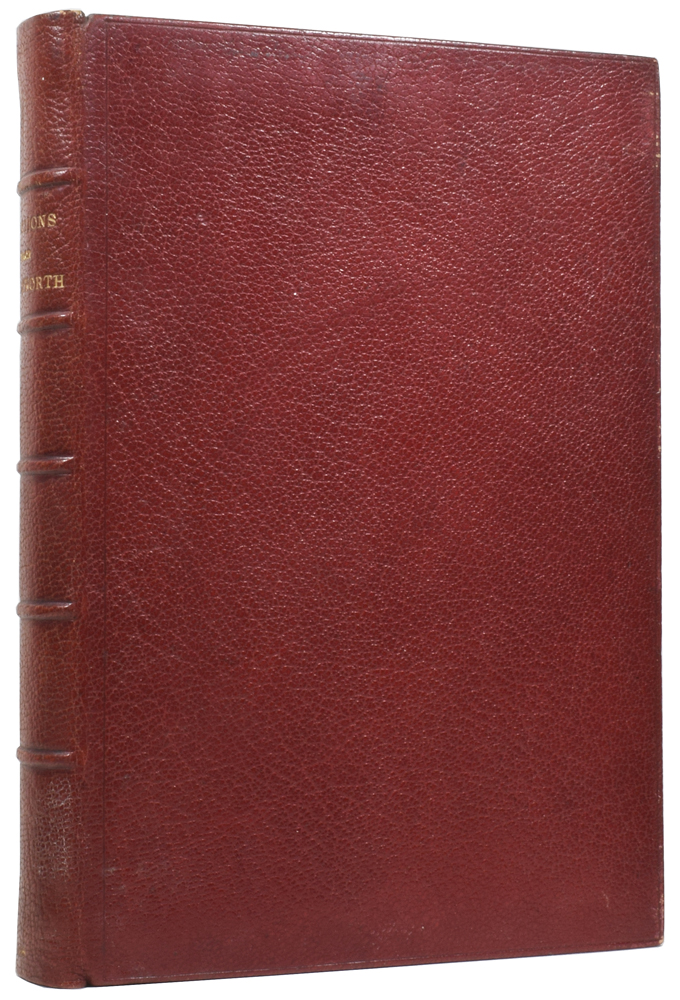 Selections from Wordsworth. With Preface and Notes. William WORDSWORTH, William KNIGHT.