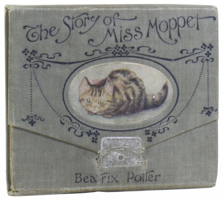 The Story of Miss Moppet. Beatrix POTTER.