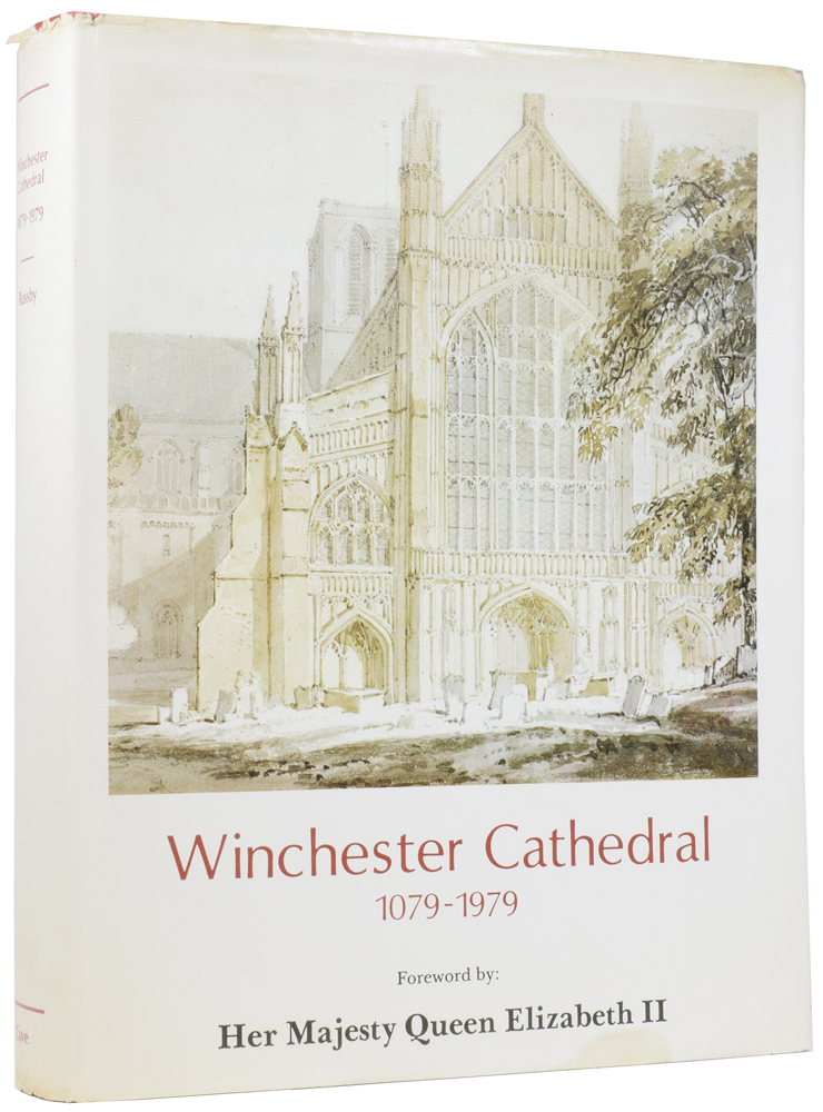 Winchester Cathedral 1079-1979. Frederick BUSSBY.