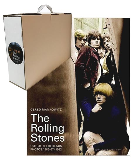 Rolling Stones: Out of Their Heads. ROLLING STONES, Gered Mankowitz.