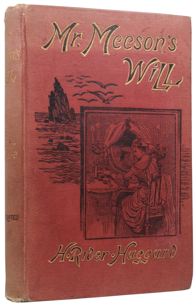 Mr. Meeson's Will. H. Rider HAGGARD, Sir.