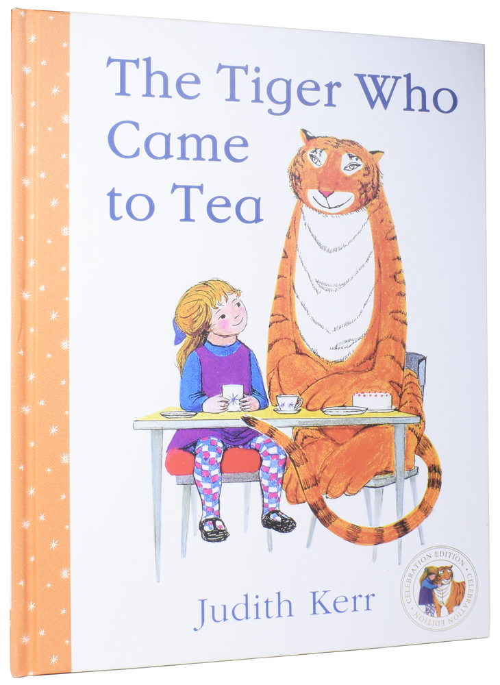 The Tiger Who Came to Tea. Judith KERR.