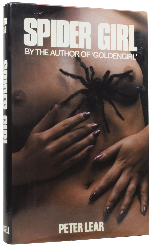Spider Girl. Peter LEAR, born 1936, Peter LOVESEY.